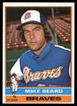 1976 Topps #53  Mike Beard  Front Thumbnail