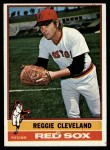 1976 Topps #419  Reggie Cleveland  Front Thumbnail