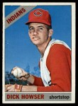 1966 Topps #567  Dick Howser  Front Thumbnail