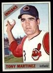 1966 Topps #581  Tony Martinez  Front Thumbnail
