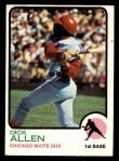 1973 Topps #310  Rich Allen  Front Thumbnail