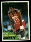 1981 Topps #15  Calvin Murphy  Front Thumbnail