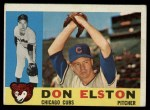 1960 Topps #233  Don Elston  Front Thumbnail