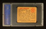 1950 Bowman #113  Gene Hermanski  Back Thumbnail