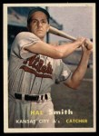 1957 Topps #41  Hal W. Smith  Front Thumbnail