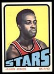 1972 Topps #229  James Jones   Front Thumbnail