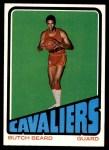1972 Topps #142  Butch Beard   Front Thumbnail