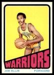 1972 Topps #14  Joe Ellis   Front Thumbnail