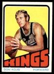 1972 Topps #116  Don Kojis   Front Thumbnail