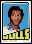 1972 Topps #111  Norm Van Lier   Front Thumbnail