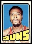 1972 Topps #6  Gus Johnson   Front Thumbnail