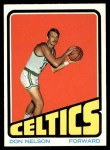 1972 Topps #92  Don Nelson   Front Thumbnail