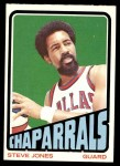 1972 Topps #216  Steve Jones   Front Thumbnail