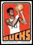 1972 Topps #42  Bob Dandridge  Front Thumbnail