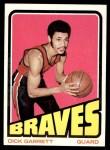 1972 Topps #108  Dick Garrett   Front Thumbnail