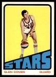 1972 Topps #194  Glen Combs   Front Thumbnail