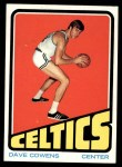 1972 Topps #7  Dave Cowens   Front Thumbnail
