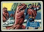 1966 Topps Batman Blue Bat Puzzle Back #10 PUZ  Amphibious Attackers Front Thumbnail