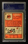 1966 Topps #86  Willie West  Back Thumbnail