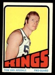 1972 Topps #79  Tom Van Arsdale   Front Thumbnail