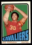 1972 Topps #126  Rick Roberson   Front Thumbnail
