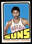 1972 Topps #30  Connie Hawkins   Front Thumbnail