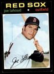 1971 Topps #622  Joe Lahoud  Front Thumbnail