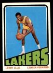 1972 Topps #18  LeRon Ellis   Front Thumbnail