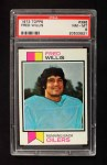 1973 Topps #396  Fred Willis  Front Thumbnail