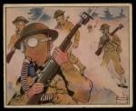 1941 Gum Inc. Uncle Sam Home Defense #5   Gas Discipline Front Thumbnail