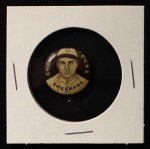 1910 Sweet Caporal Pins  Jimmy Sheckard  Front Thumbnail