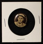 1910 Sweet Caporal Pins SM Howie Camnitz  Front Thumbnail