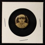 1910 Sweet Caporal Pins SM Tommy Leach  Front Thumbnail