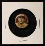 1910 Sweet Caporal Pins SM Gabby Street  Front Thumbnail