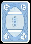 1971 Topps Game #50  Bart Starr  Back Thumbnail