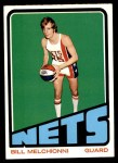 1972 Topps #225  Bill Melchionni   Front Thumbnail