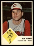 1963 Fleer #35  Bob Purkey  Front Thumbnail
