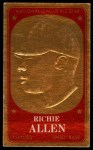 1965 Topps Embossed #36  Rich Allen  Front Thumbnail