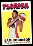 1971 Topps #184  Sam Robinson  Front Thumbnail