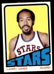1972 Topps #203  Larry Jones   Front Thumbnail