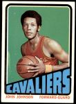 1972 Topps #43  John Johnson   Front Thumbnail