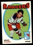 1971 Topps #40  Brad Park  Front Thumbnail