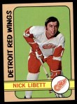 1972 Topps #67  Nick Libett  Front Thumbnail