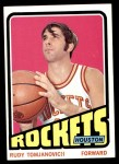 1972 Topps #103  Rudy Tomjanovich   Front Thumbnail