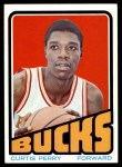 1972 Topps #4  Curtis Perry   Front Thumbnail