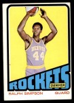 1972 Topps #235  Ralph Sampson   Front Thumbnail