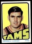 1972 Topps #226  Wendell Ladner   Front Thumbnail