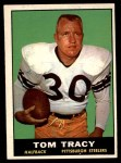 1961 Topps #106  Tom Tracy  Front Thumbnail