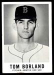 1960 Leaf #26  Tom Borland  Front Thumbnail