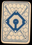 1968 Topps Game Inserts #9   Brooks Robinson   Back Thumbnail